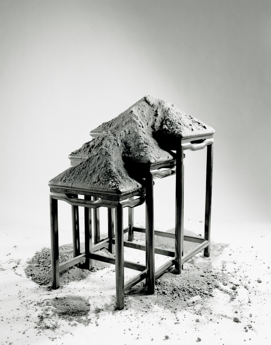 Clouded Points of Access: Phantoms in the Dirt at the Museum of Contemporary Photography