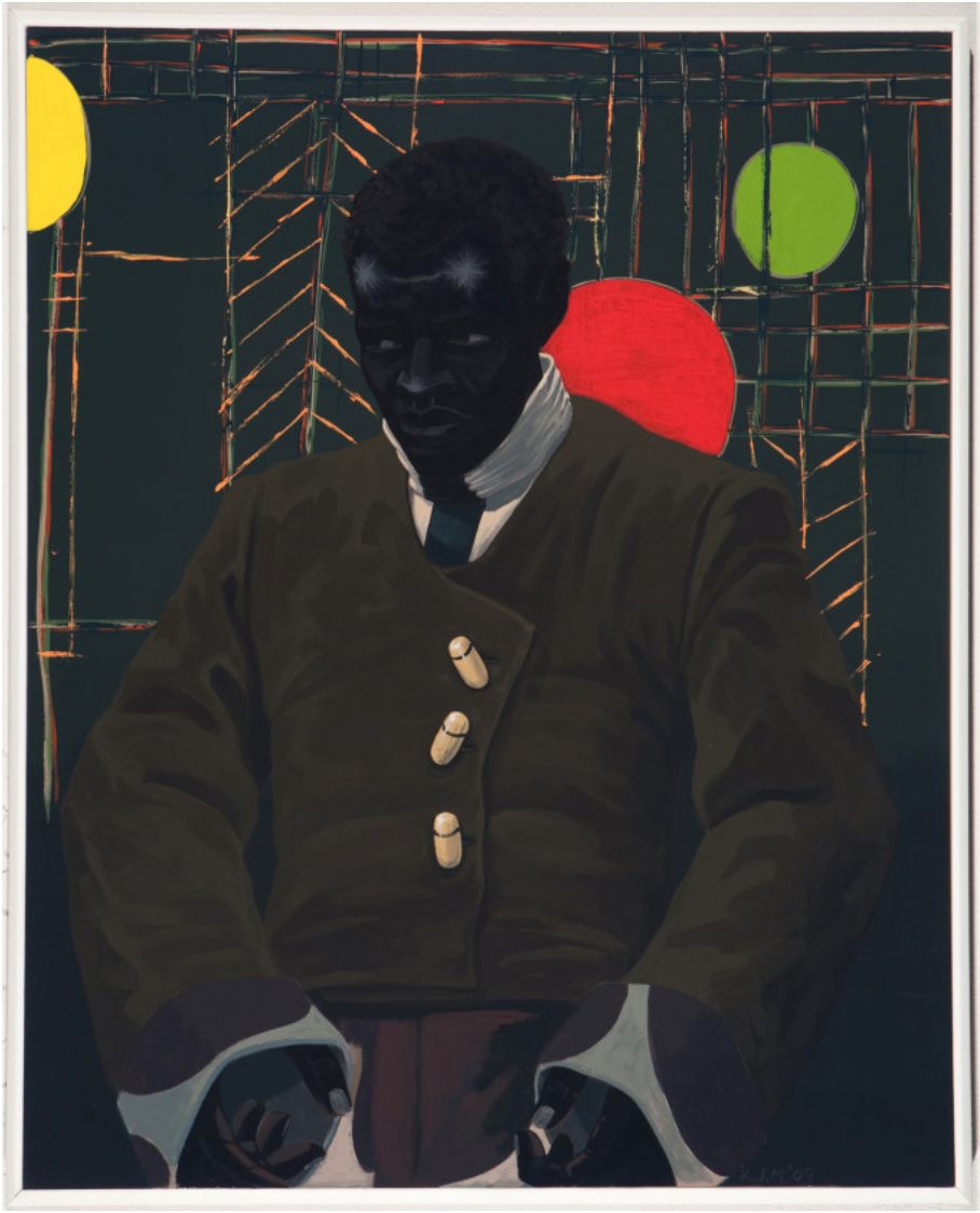 Kerry James Marshall // Profile of the Artist